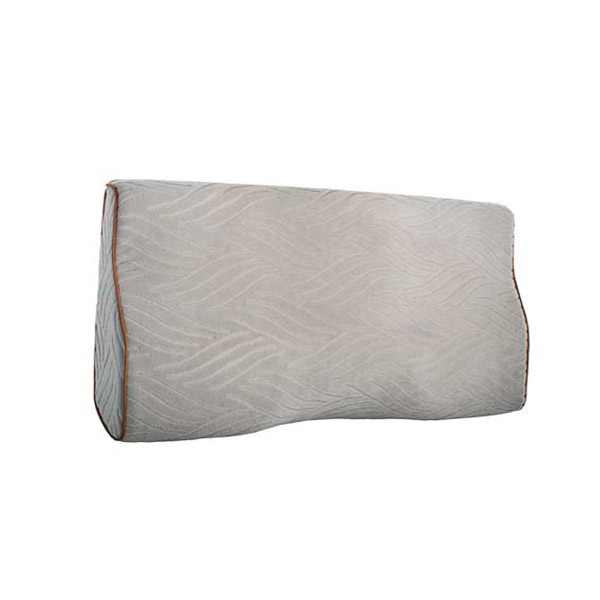 Memory Foam Pillow – Grey (24 inches wide)