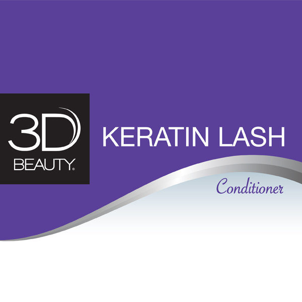 3D Keratin Lash Conditioner 7ml