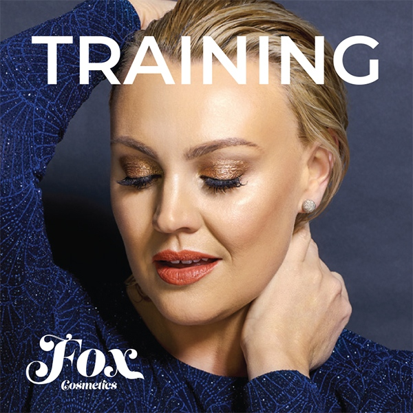 Fox Cosmetics Henna Brow Training (Online Only)